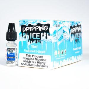 Eco Vape Dripping Range Blueberg 10ml