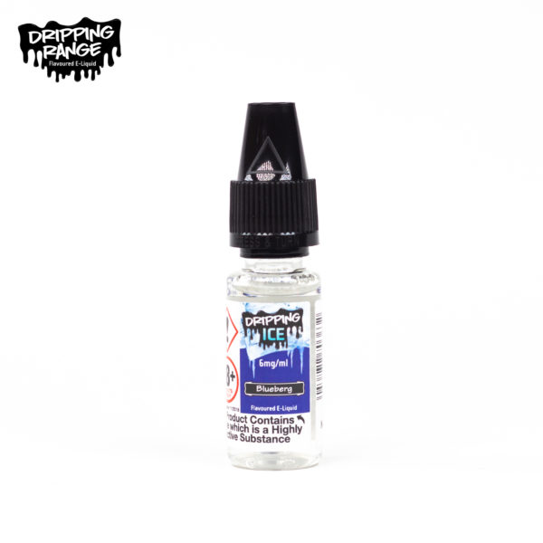 dripping range 10ml blueberg flavour