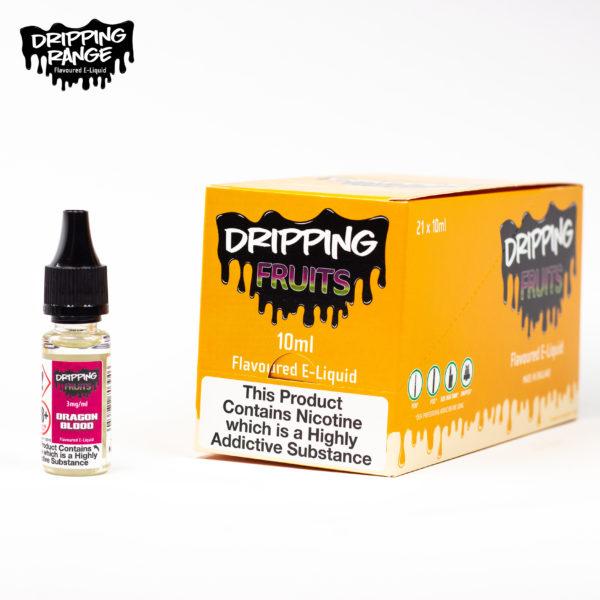 dripping range 10ml dragon blood flavour