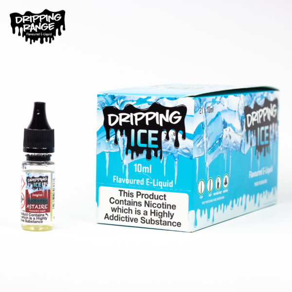 dripping range 10ml zombie astaire flavour