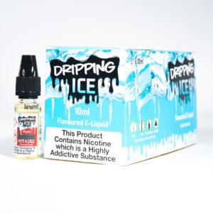 Eco Vape Dripping Range Zombie Astaire 10ml