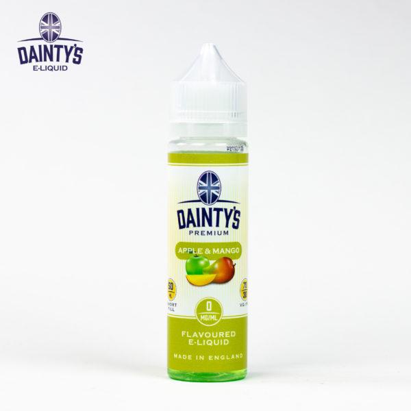 Dainty's 50ml Apple and Mango
