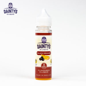 Dainty's 50ml Black Orange