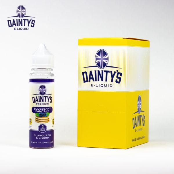 Dainty's 50ml Blueberry Pancake