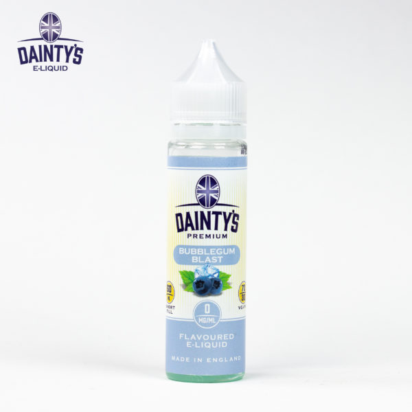 Dainty's 50ml Bubblegum Blast