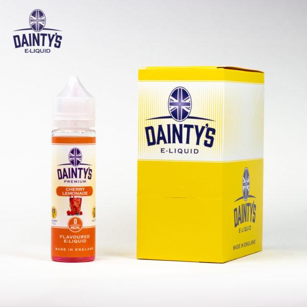 Dainty's 50ml Cherry Lemonade