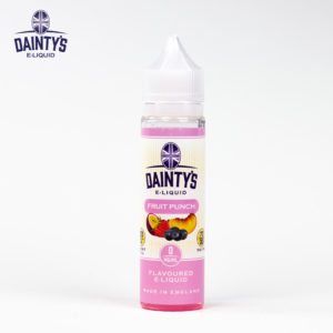 Dainty's 50ml Fruit Punch