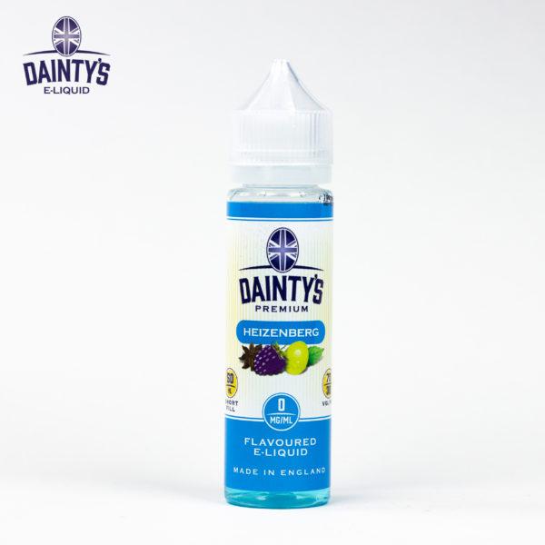 Dainty's 50ml Heizenberg