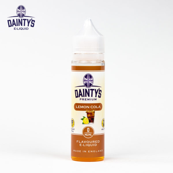 Dainty's 50ml Lemon Cola
