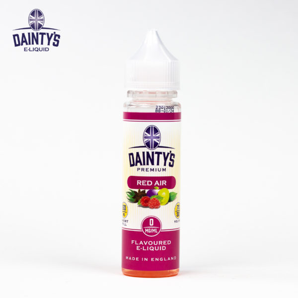 Dainty's 50ml Red Air