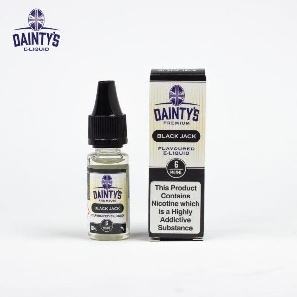 Dainty's 10ml black jack