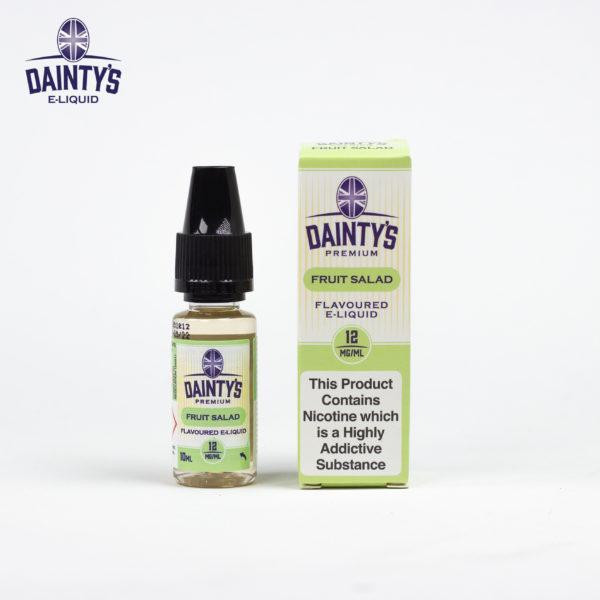 Dainty's 10ml fruit salad