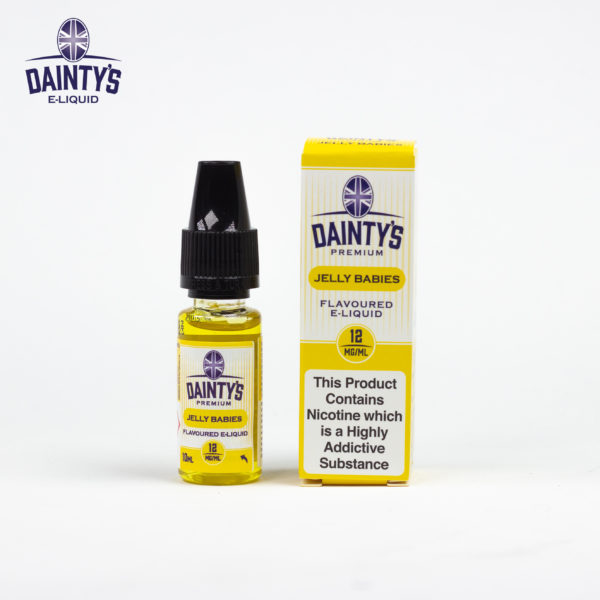 Dainty's 10ml jelly babies