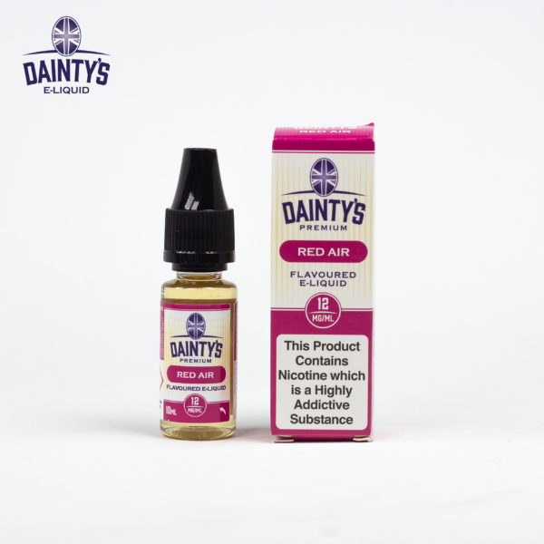 Dainty's 10ml Red Air