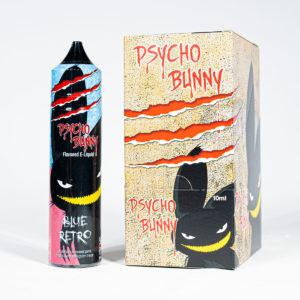 Eco Vape Psycho Bunny Blue Retro 50ml CDU 6
