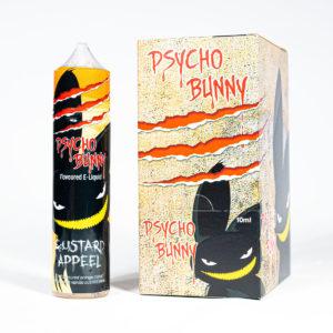 Eco Vape Psycho Bunny Custard Appeel 50ml CDU 6