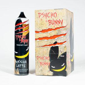 Eco Vape Psycho Bunny Mocha Latte 50ml CDU 6