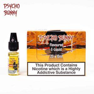 psycho bunny 10ml Melonade flavour