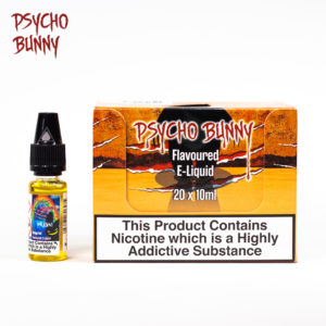 psycho bunny 10ml prism flavour