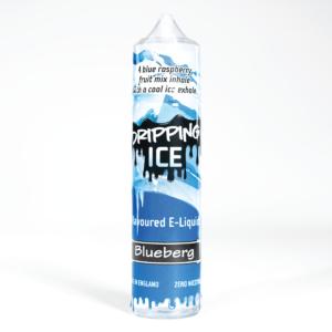 Eco vape Dripping range Blueberg Flavour 50ml Shortfill
