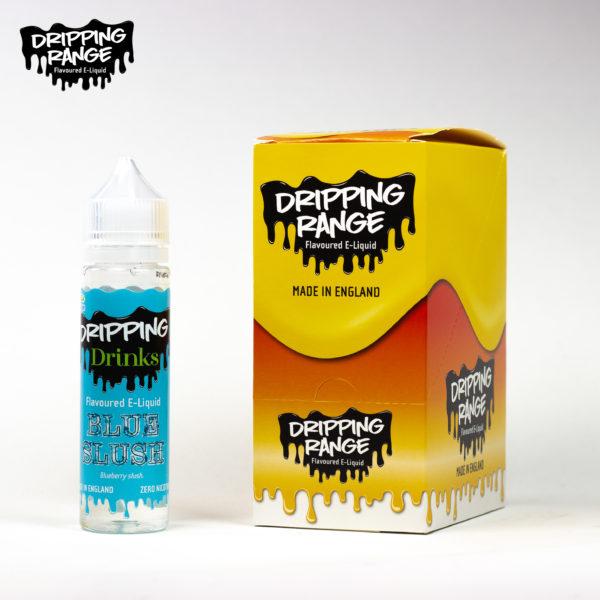 Dripping Range 50ml Blue Slush