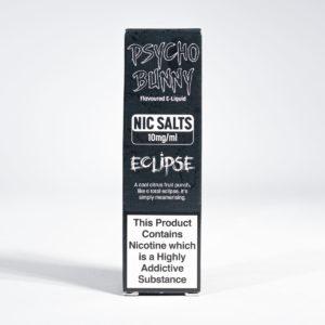 Eco Vape Psycho Bunny Eclipse Nic Salt 10ml