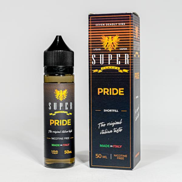 Eco Vape vaporArt range Pride Flavour 40ml Shortfill