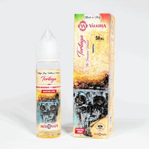 Eco Vape vaporArt range Tortuga Flavour 40ml Shortfill