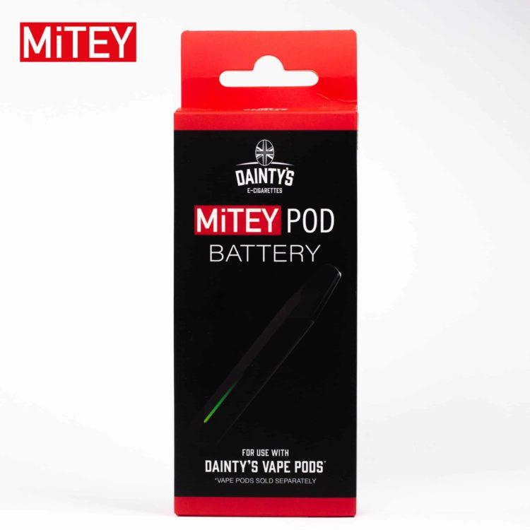Mitey Pod battery