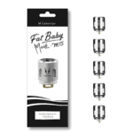 Famovape Fat Baby Mesh Coils 0.15 Ohm Single