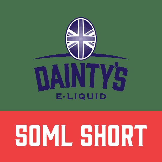 Dainty's Brand - 50ml Shortfill range