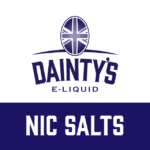 Dainty's Brand - Nic Salts Range