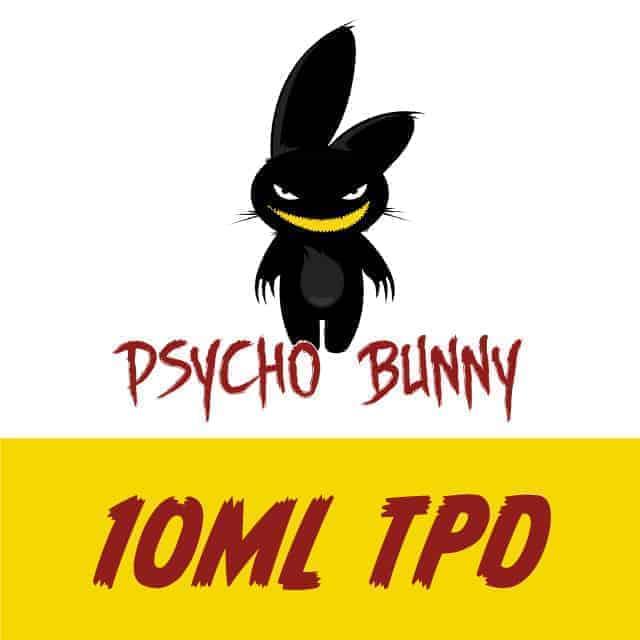 Psycho Bunny Brand - 10ml TPD range