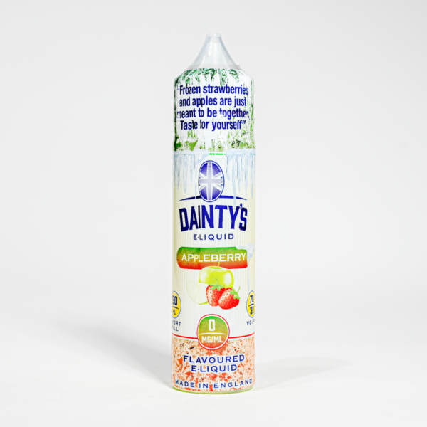 Dainty's Ice Appleberry 50ml 70/30 Shortfill