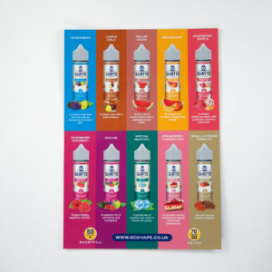 Dainty's 50ml POS Poster