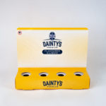 Dainty's 50ml Stand POS