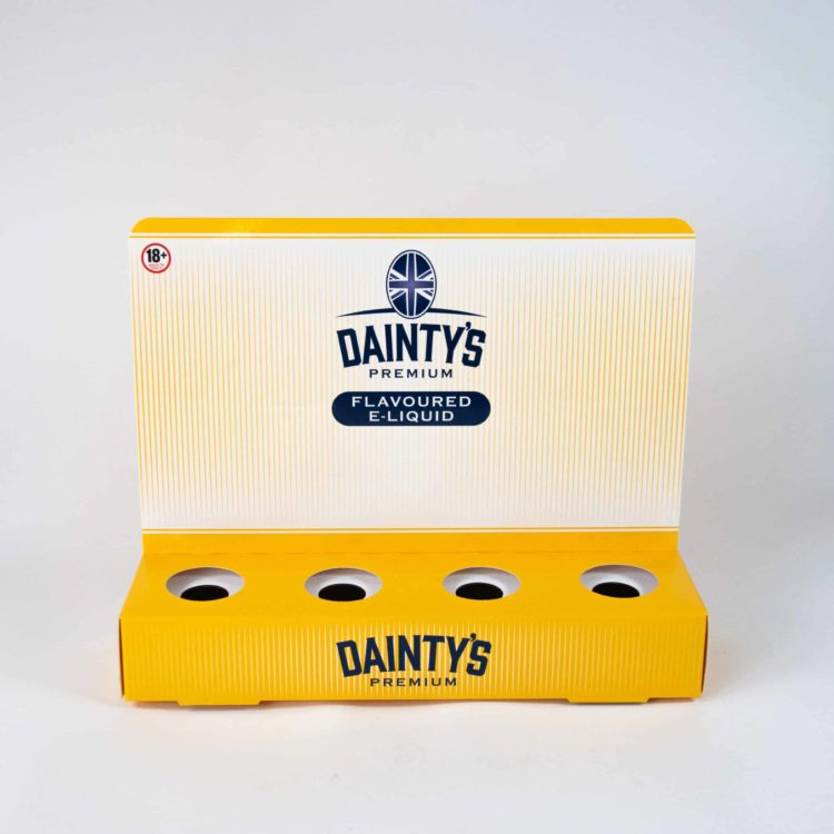 Dainty's Display Stand POS