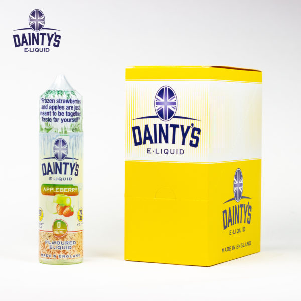 Dainty's Ice 50ml Appleberry