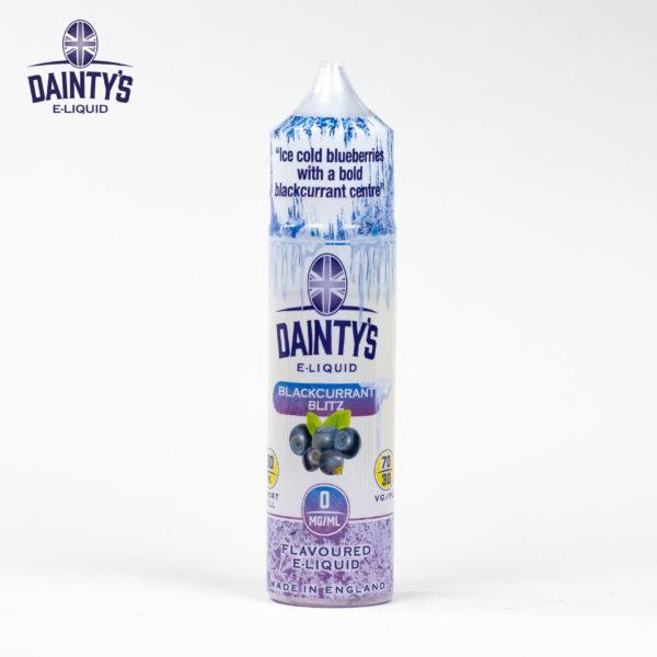 Dainty's Ice 50ml Blackcurrant Blitz