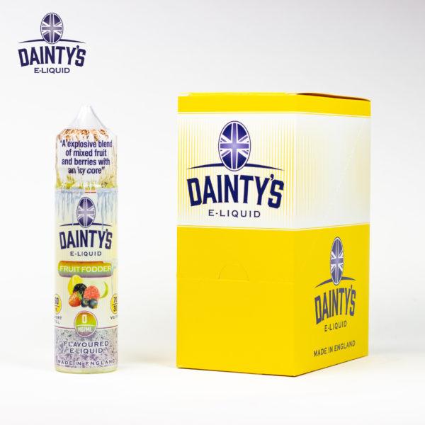 Dainty's Ice 50ml Fruit Fodder