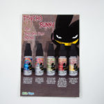 PsychoBunny 10ml POS Poster