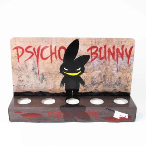 PsychoBunny Display Stand POS