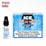 psycho bunny 10ml ice nicotine shot