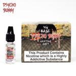 psycho bunny 10ml vg base nicotine shot