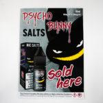 Psychobunny Nic Salts A3