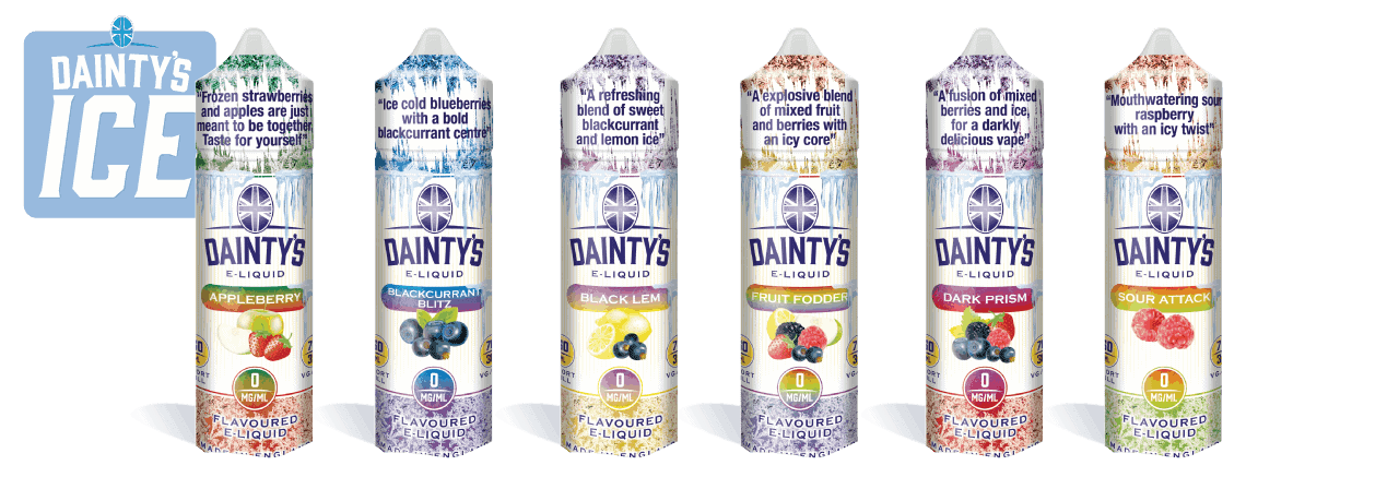 Dainty's ICE Product Launch