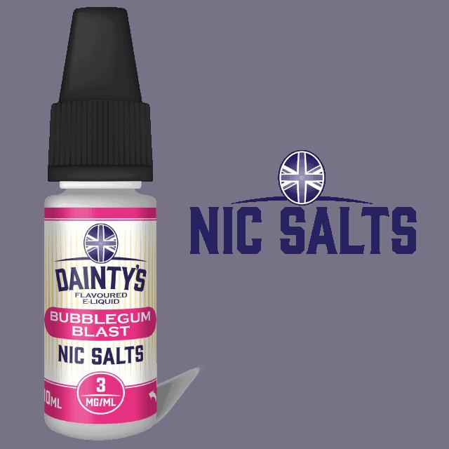 Dainty's Nic Salts