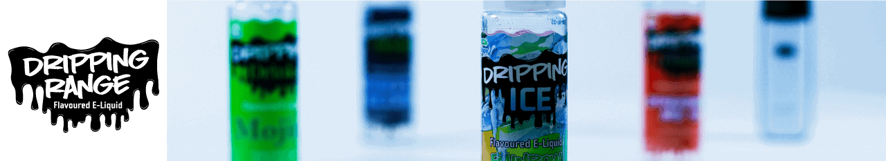 Dripping Range Brand banner