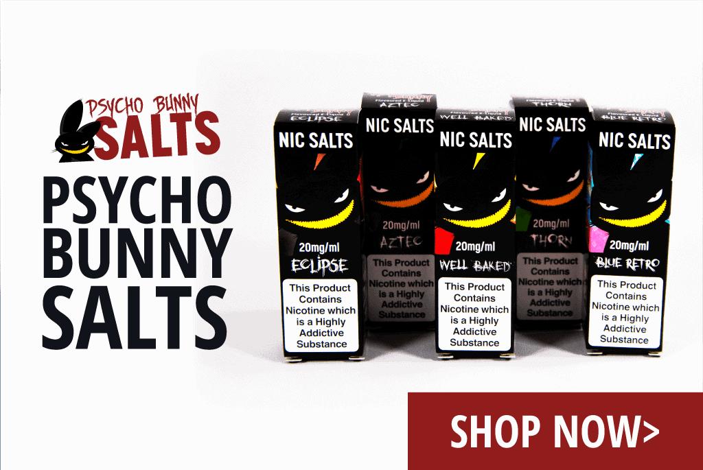 Shop Psycho Bunny Nic Salts