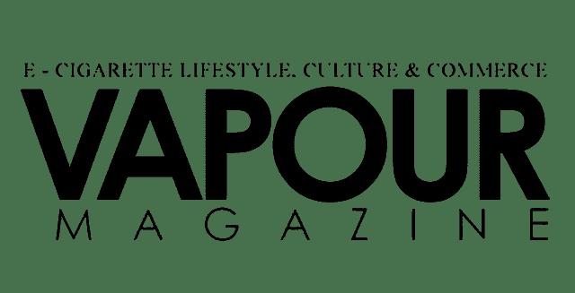 Vapour Magazine logo
